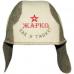 """Шляпа для бани и сауны """"Жарко как в танке"""" до 60р. шерсть 100%"""