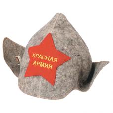 Буденовка Красная Армия, серая