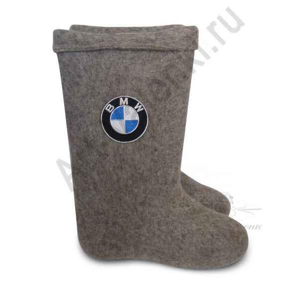 """Валенки ручной валки """"BMW"""" с 28см внутри (42) по 32(46)р."""