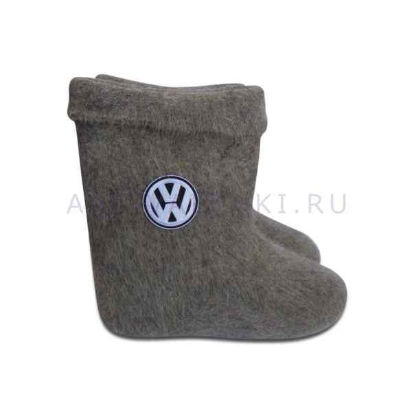 """Валенки ручной валки """"Volkswagen""""с 24(36) по 32(46)р. арт.2795"""