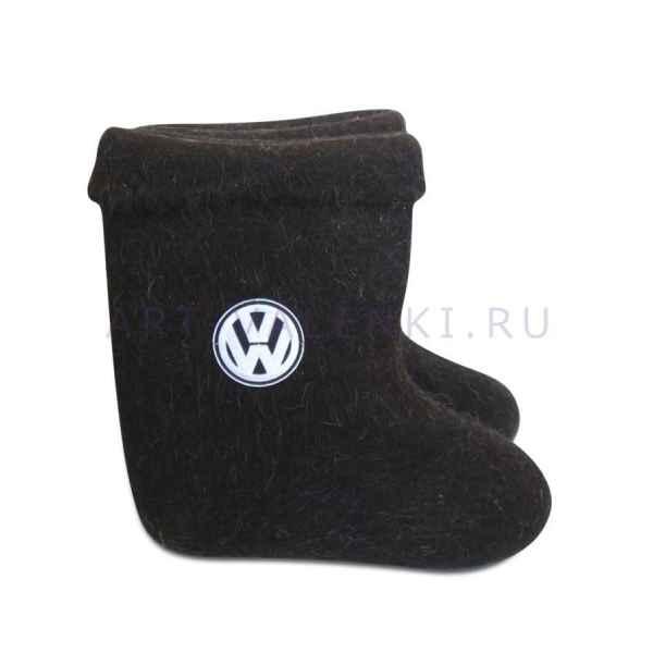 """Валенки ручной валки """"Volkswagen""""с 24(36) по 32(46)р. арт.2807"""