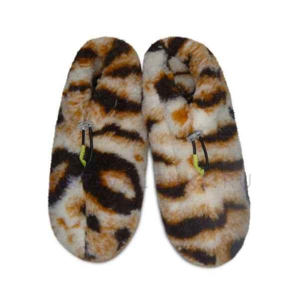 """Теплушки из меха австралийского мериноса укороченные-"""" Гепард"""""""