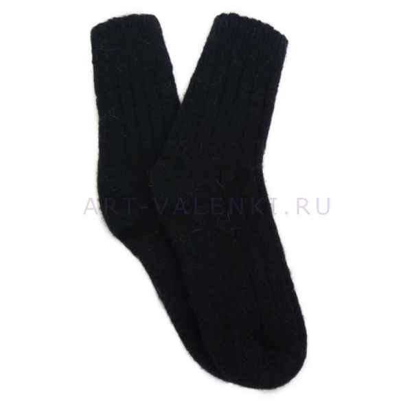 Мужские шерстяные носки из овечьей шерсти арт.2118