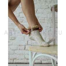 Носки из меха австралийского мериноса с плоскими швами Холти, Россия