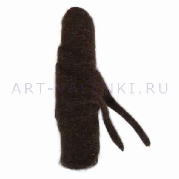 Пояс вязанный из овечьей шерсти (112 х 37 см) арт.2160